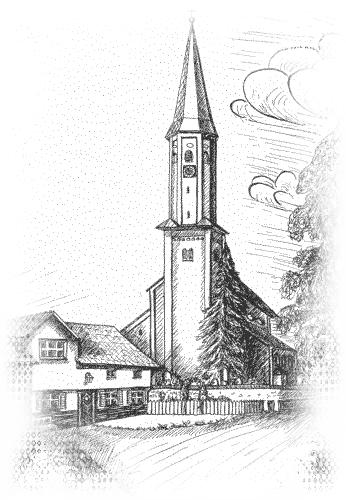 Kirche Adlkofen